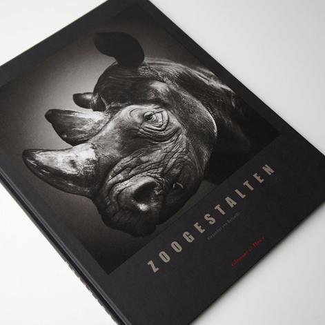 Zoogestalten Bookdesign - LMK Büro für Kommunikationsdesign